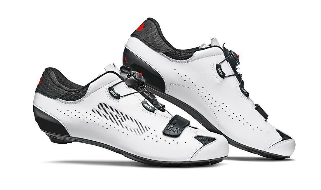 sidi sidi scarpa strada sixty nero/bianco