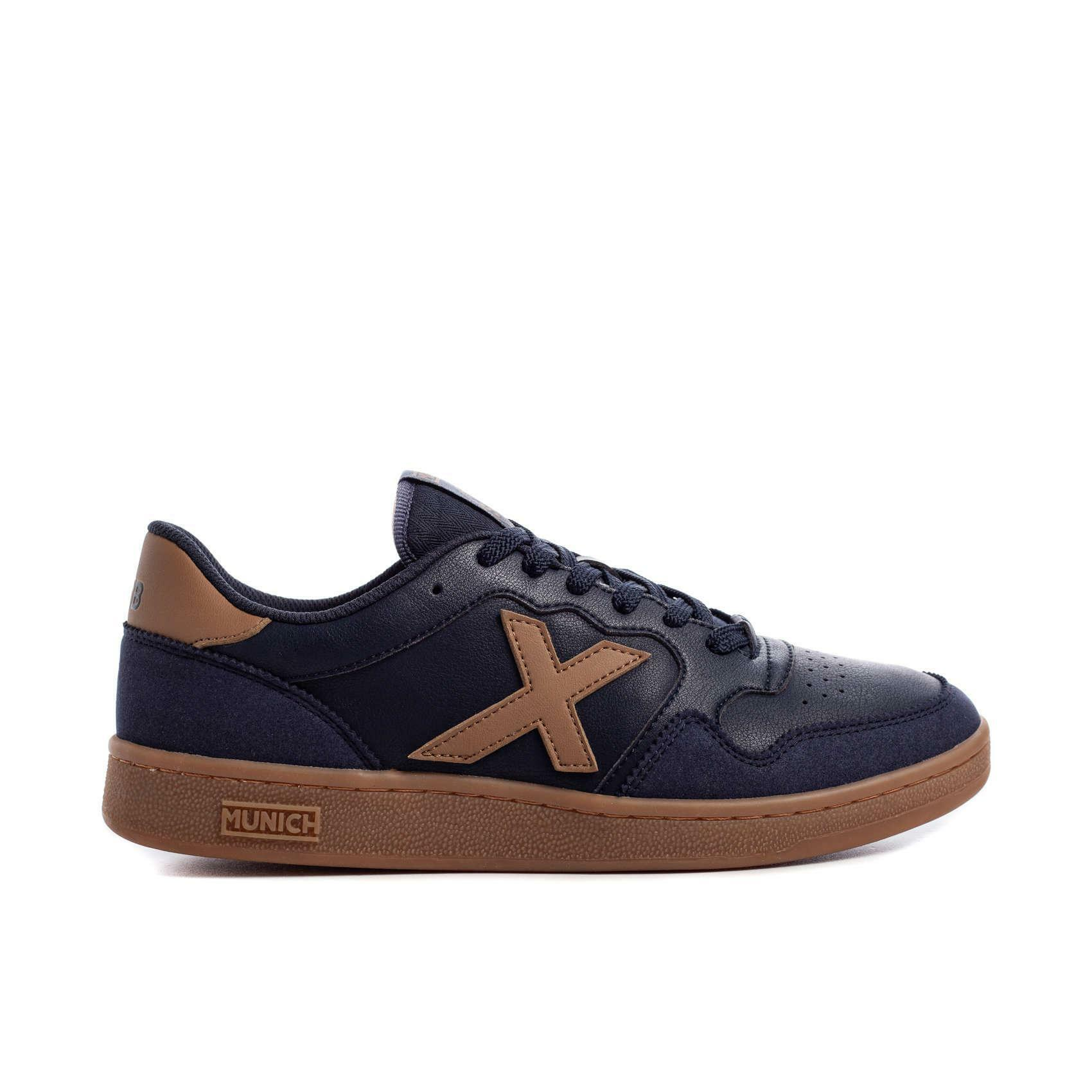 munich munich scarpa sneaker arrow blu
