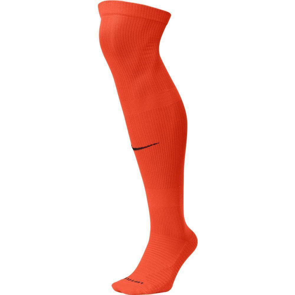 nike nike calza matchfit knee high arancio