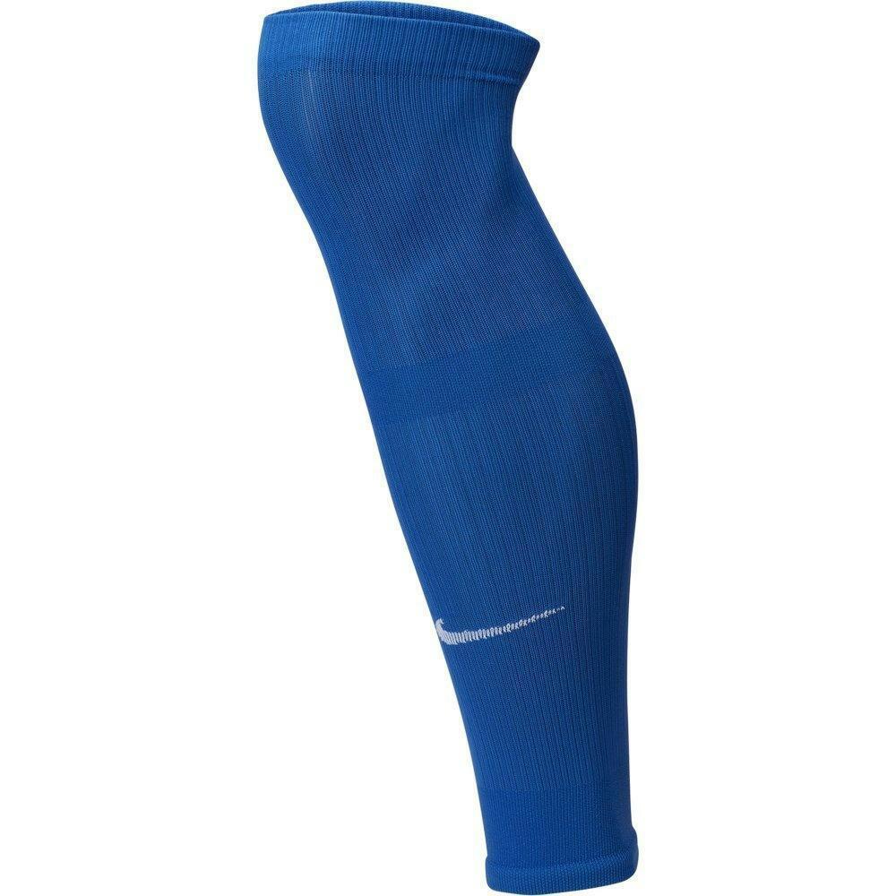 nike nike calza leg sleeve azzurro