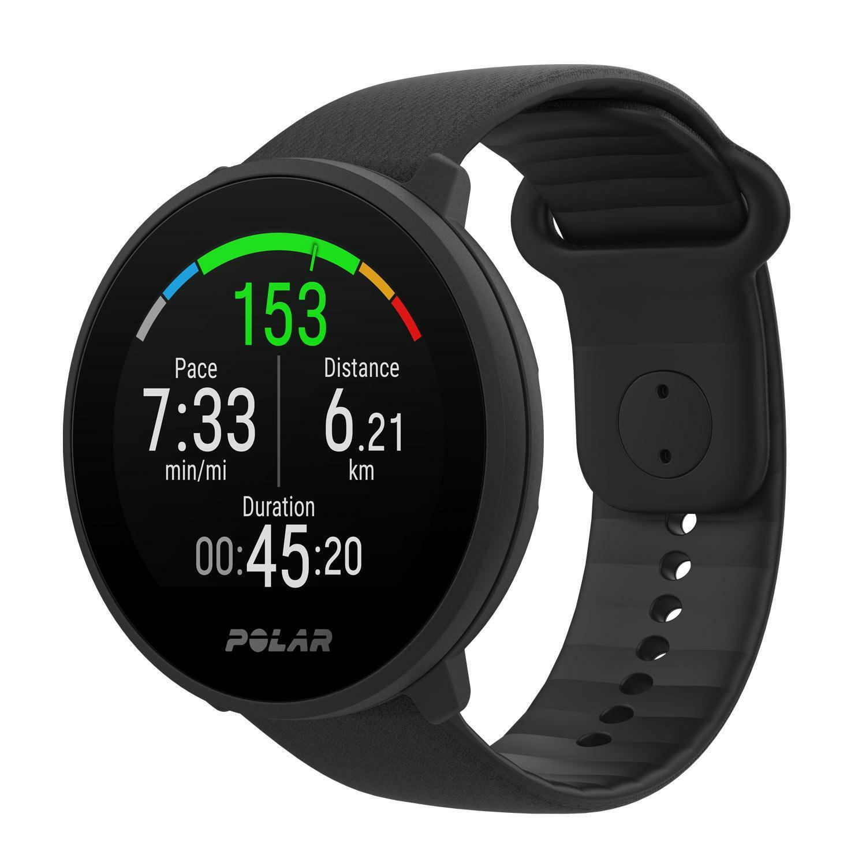 polar polar smartwatch cardio unite nero s/l