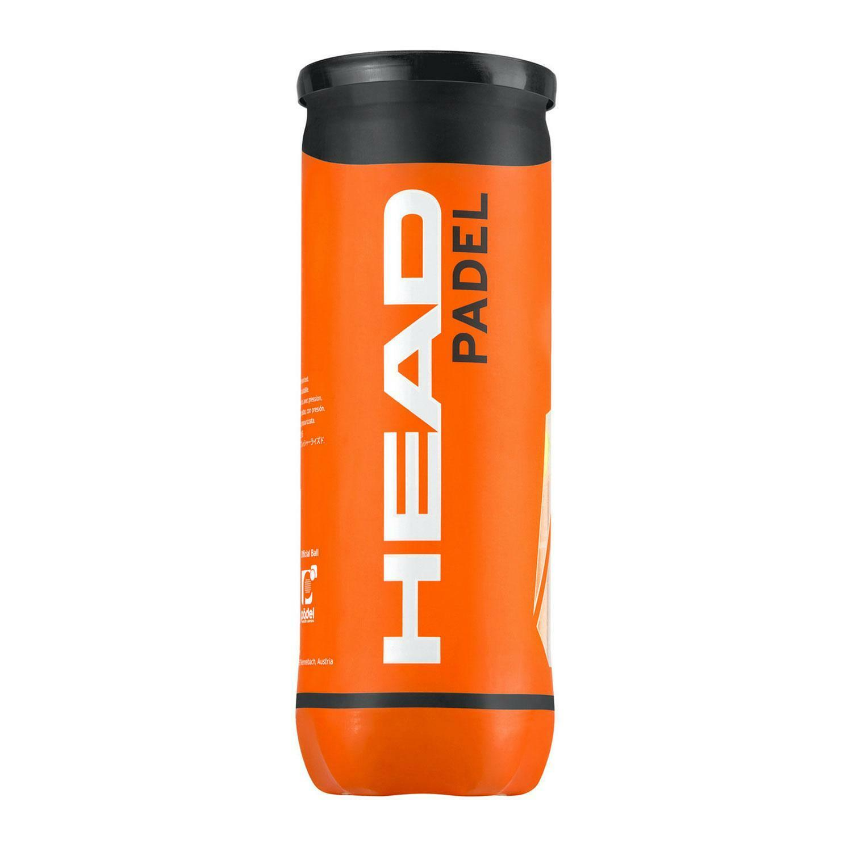 head head palline padel tubo 3