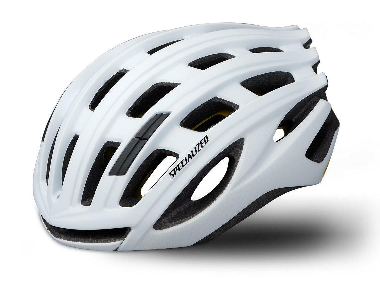 specialized specialized casco propero iii angi mips bianco