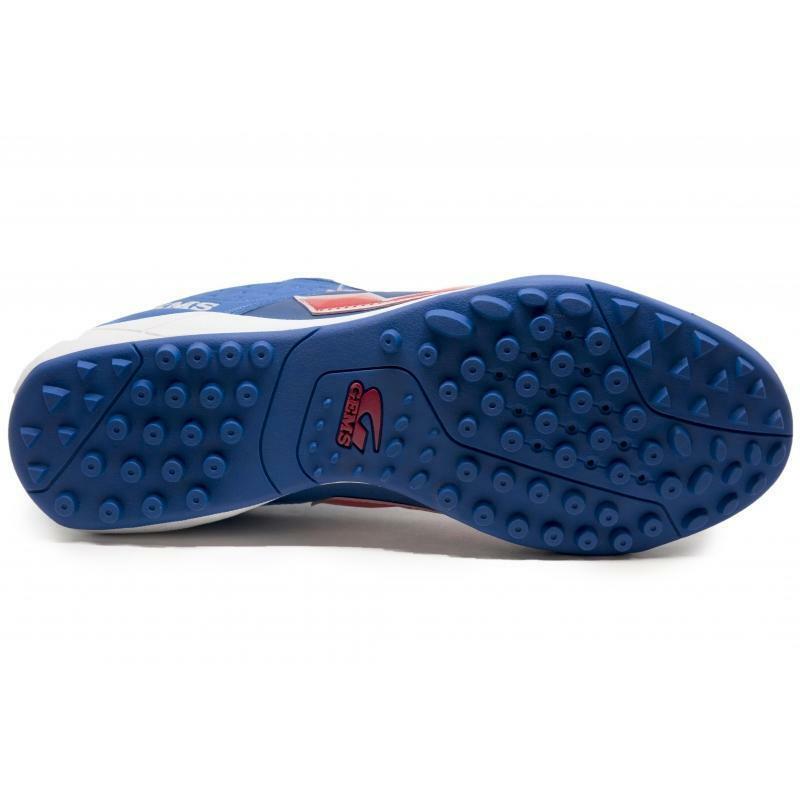 gems gems scarpa calcetto viper fx turf blu