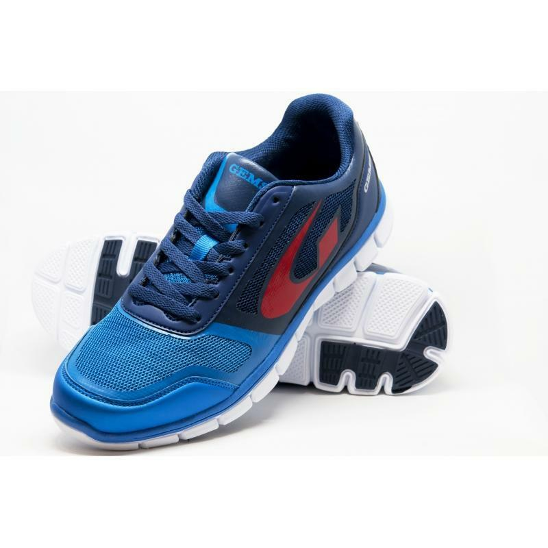 gems gems scarpa ginnastica g1 blu/azzurro