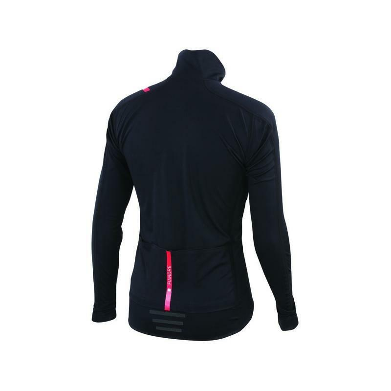 sportful sportful giacca fiandre extreme nero
