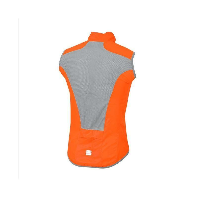 sportful sportful gilet hotpack easylight arancio