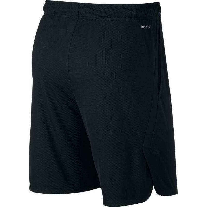 nike nike pantaloncino training dry nero