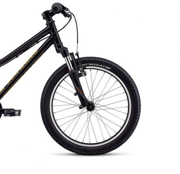 specialized specialized bici bambino hotrock nero 24