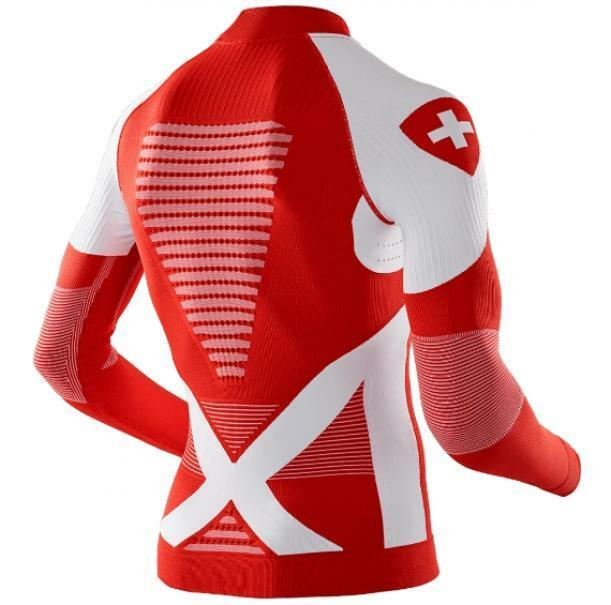 x-bionic x-bionic maglia energy accumulator patriot edition