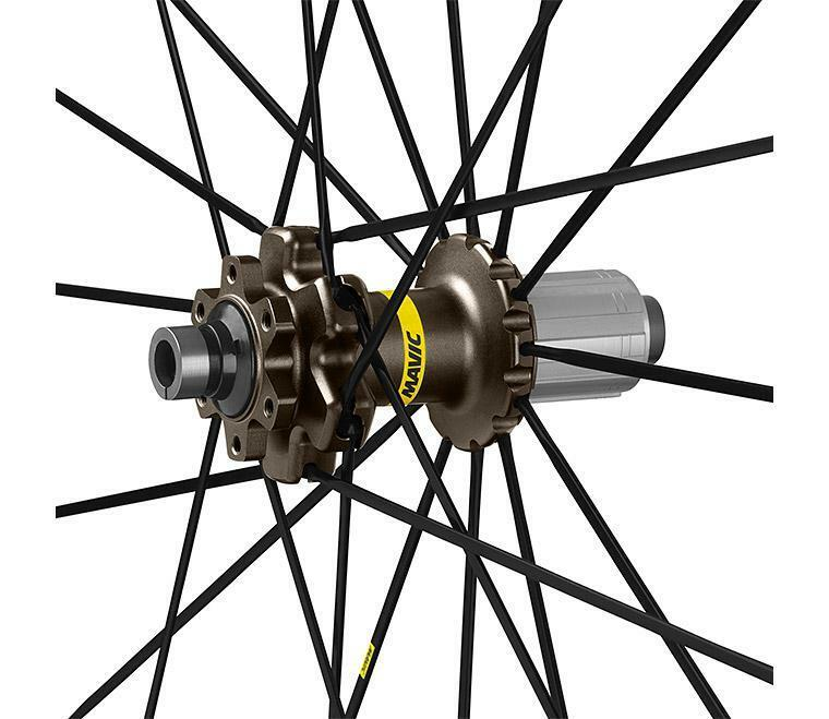 mavic mavic ruote bici allroad elite ust disc