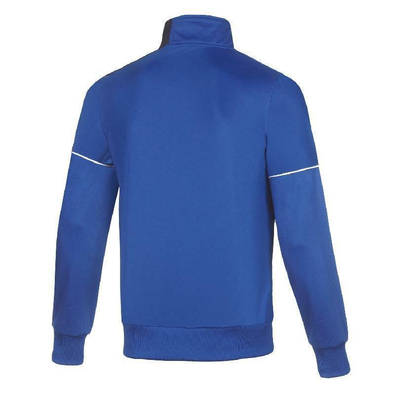 mizuno mizuno giacca tuta kyoto azzurro