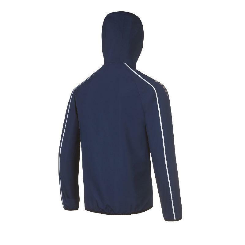 mizuno mizuno giacca tuta nagasaki blu