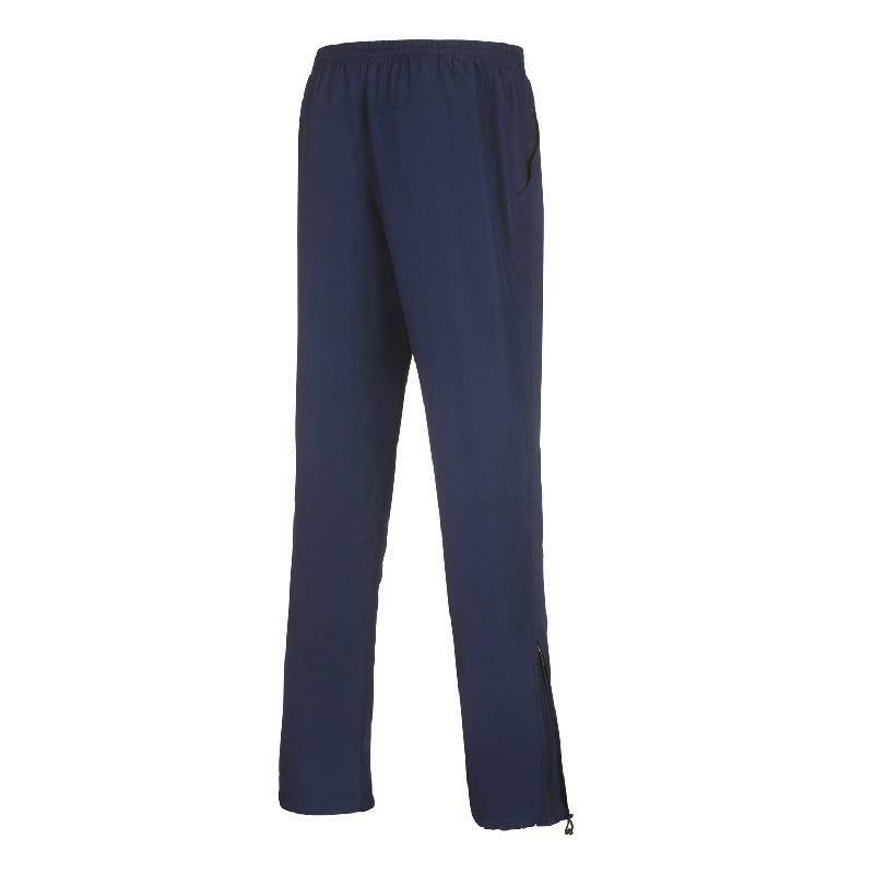 mizuno mizuno pantalone tuta micro tokyo blu