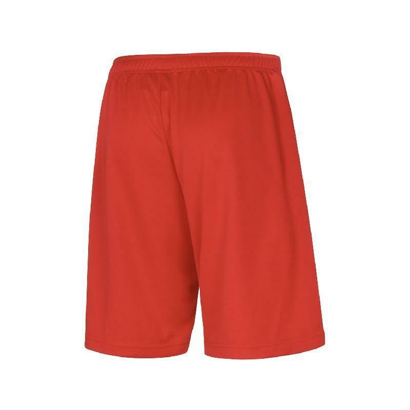 mizuno mizuno pantaloncino trad shukyu rosso