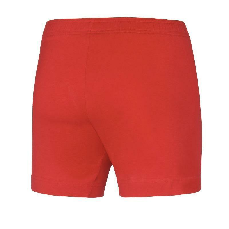 mizuno mizuno pantaloncino donna volley high-kyu trad  rosso
