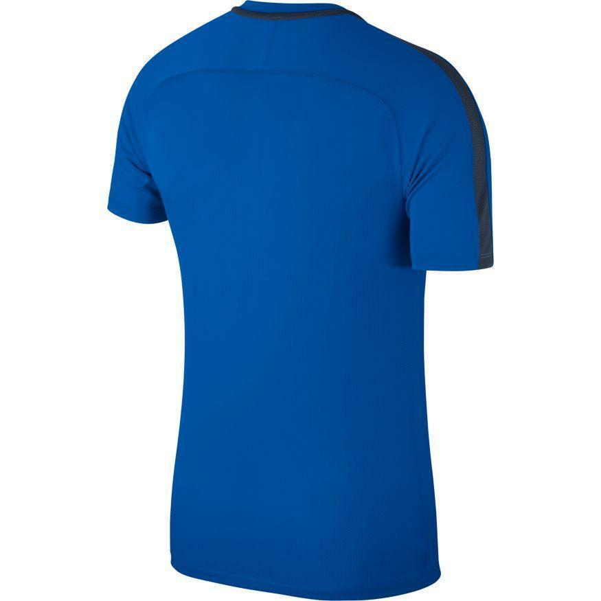 nike nike maglia calcio bambino academy 18 azzurro