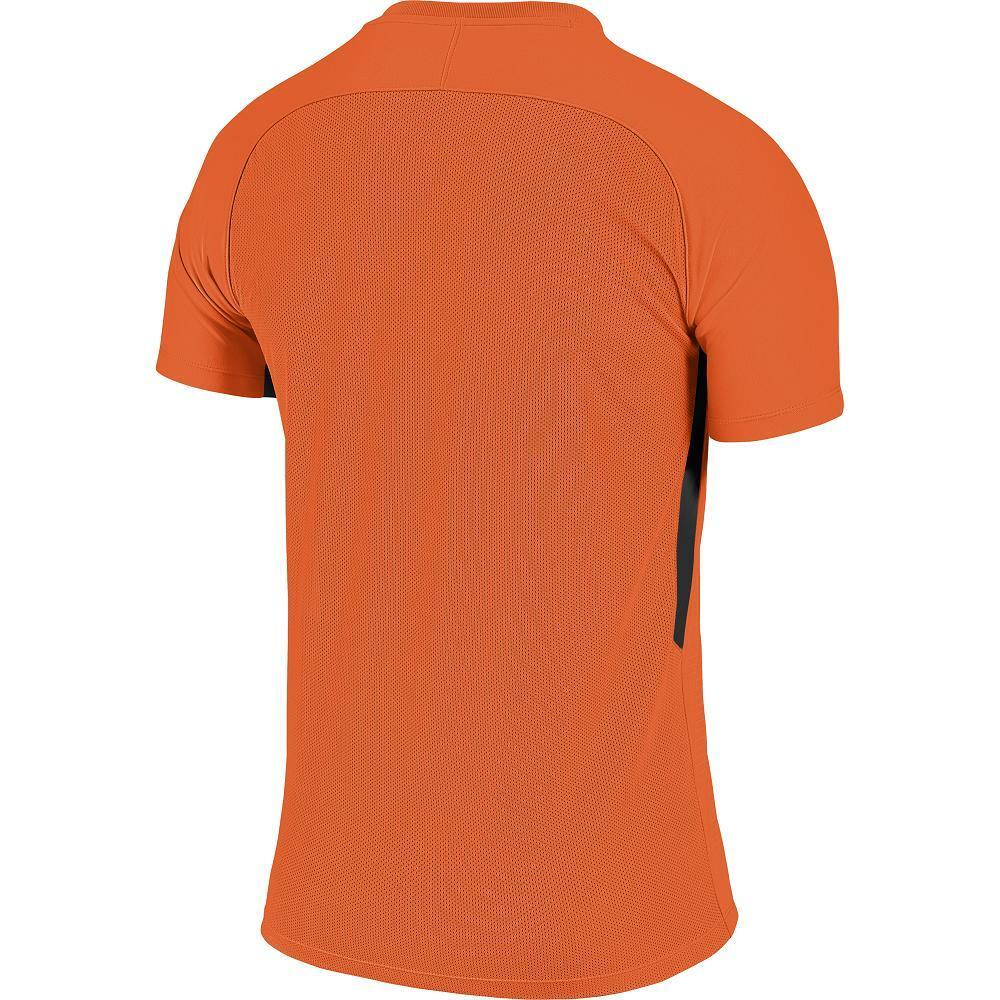 nike nike maglia tiempo premier jr arancio