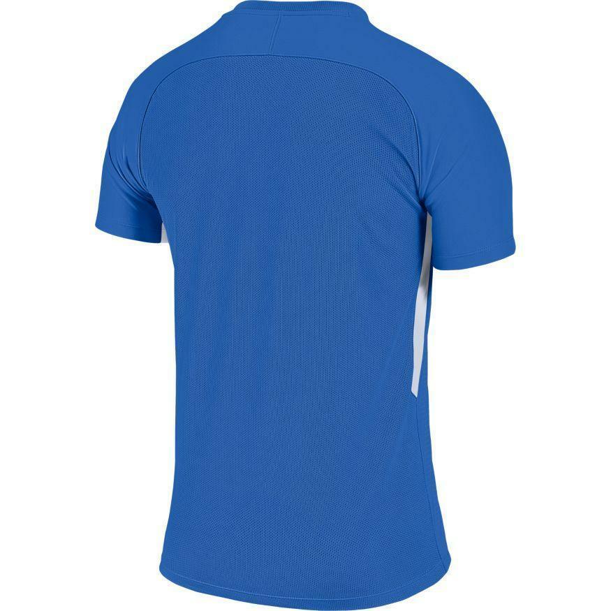 nike nike maglia calcio tiempo premier azzurro/bianco