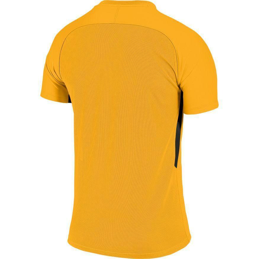 nike nike maglia calcio tiempo premier giallo/nero