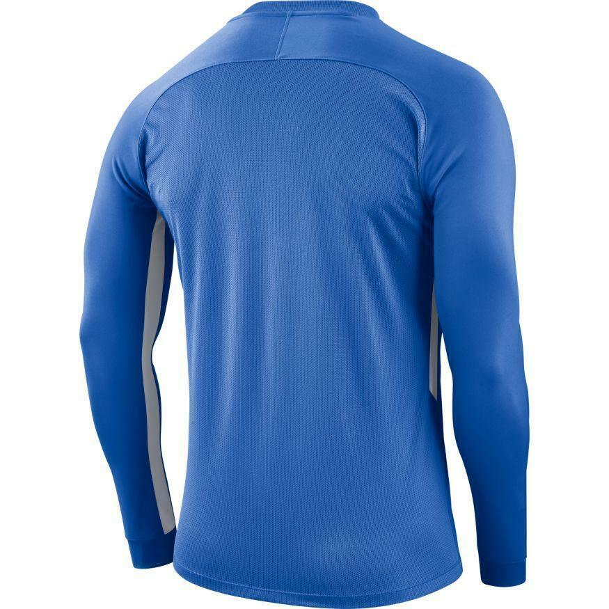 nike nike maglia tiempo premier ml azzurro/bianco