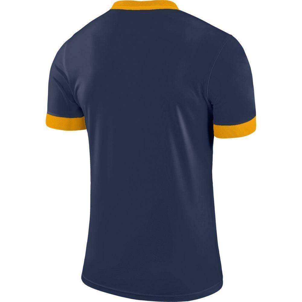 nike nike maglia park derby ii blu/giallo