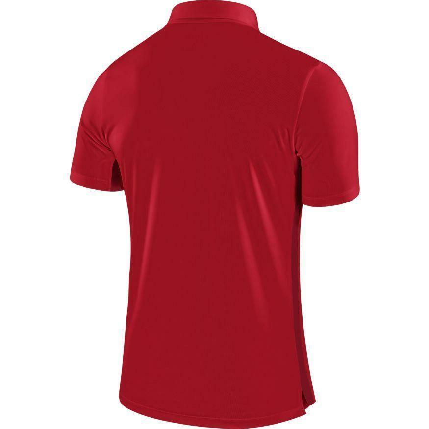 nike nike polo academy 18 rosso
