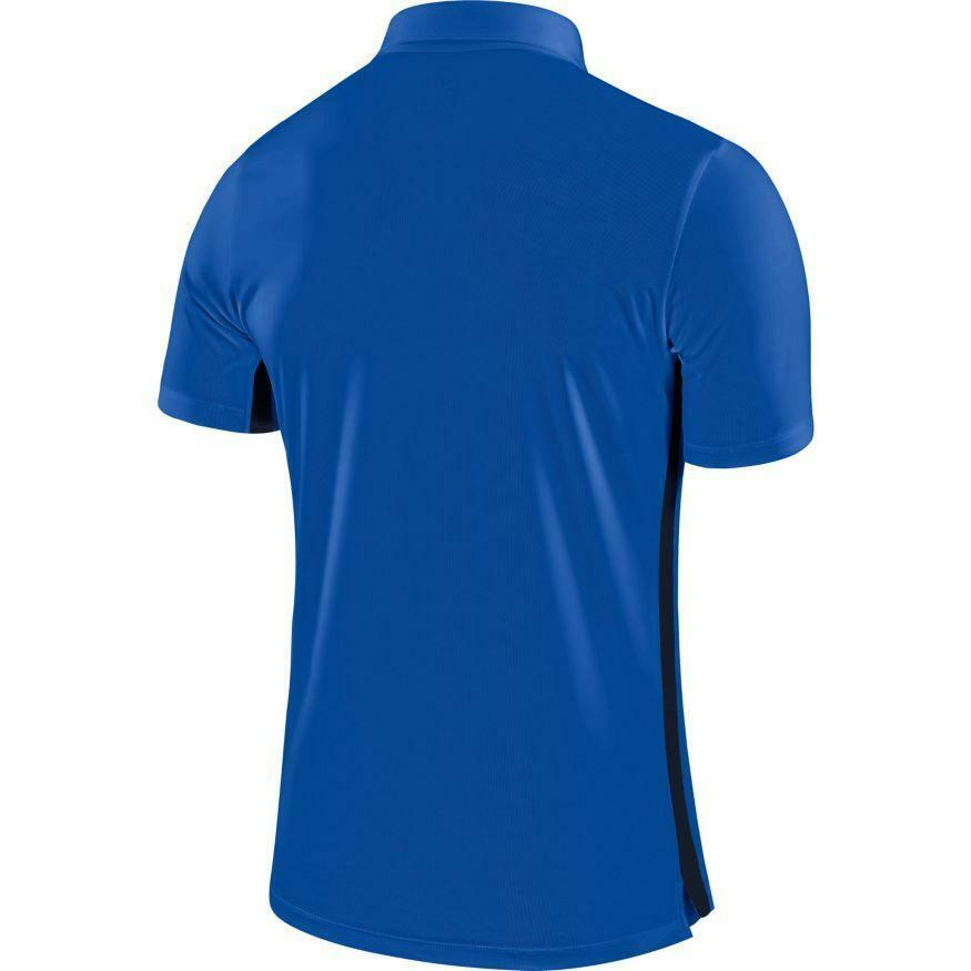 nike polo bambino academy 18 azzurro