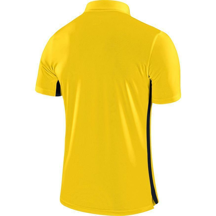 nike polo bambino academy 18 giallo
