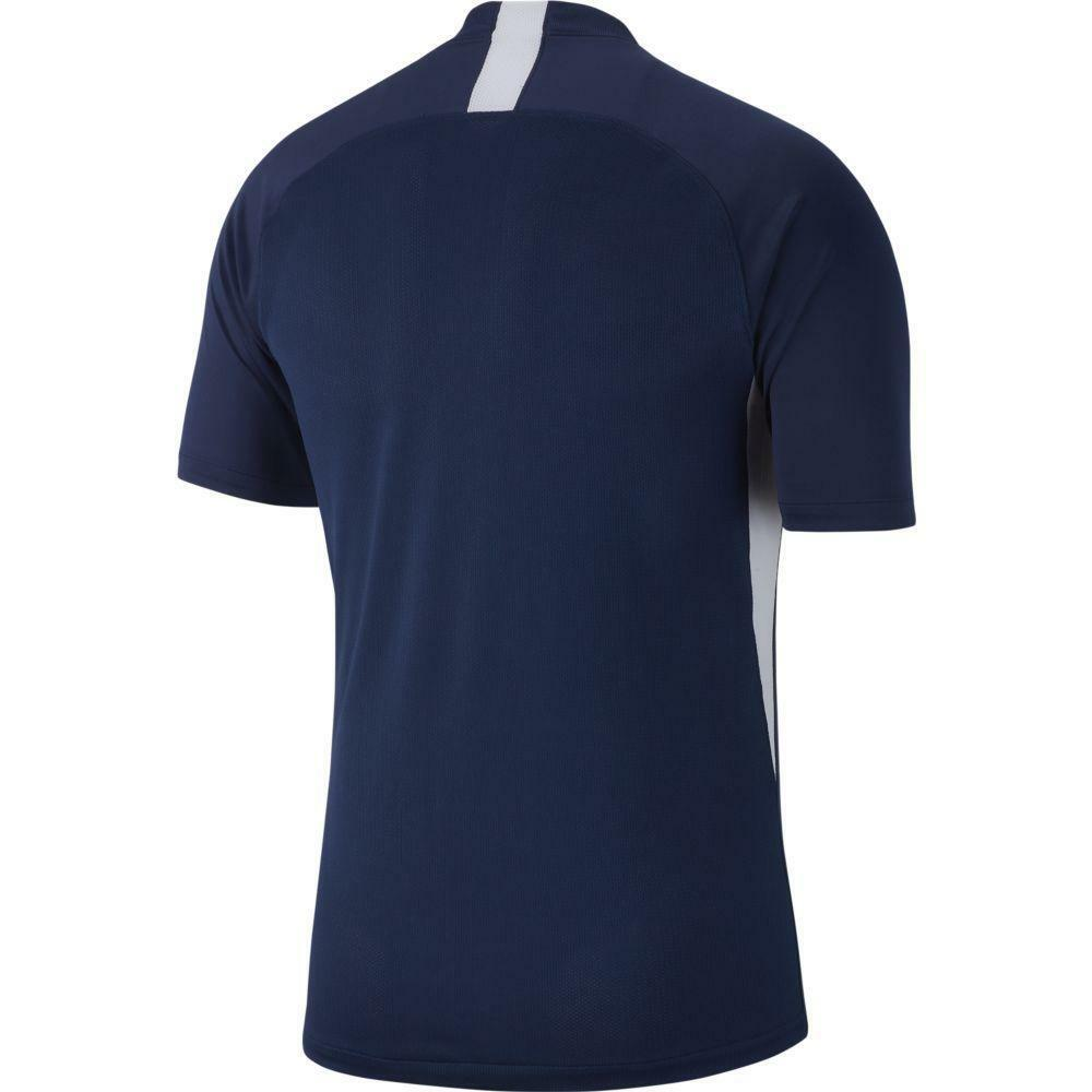 nike nike maglia legend blu/bianco