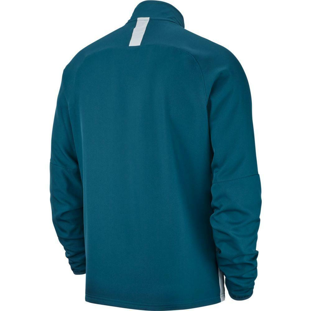 nike nike giacca tute academy 19 woven blu marino