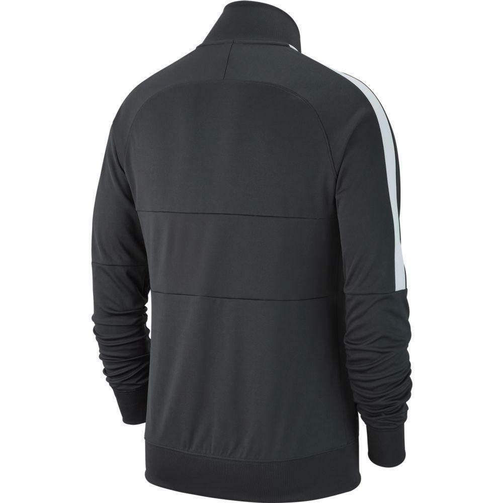 nike nike giacca tuta academy 19 grigio scuro