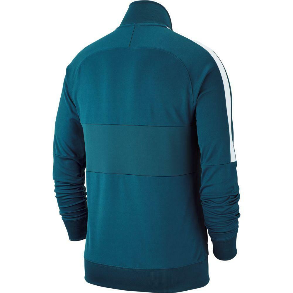 nike nike giacca tuta academy 19 blu marino