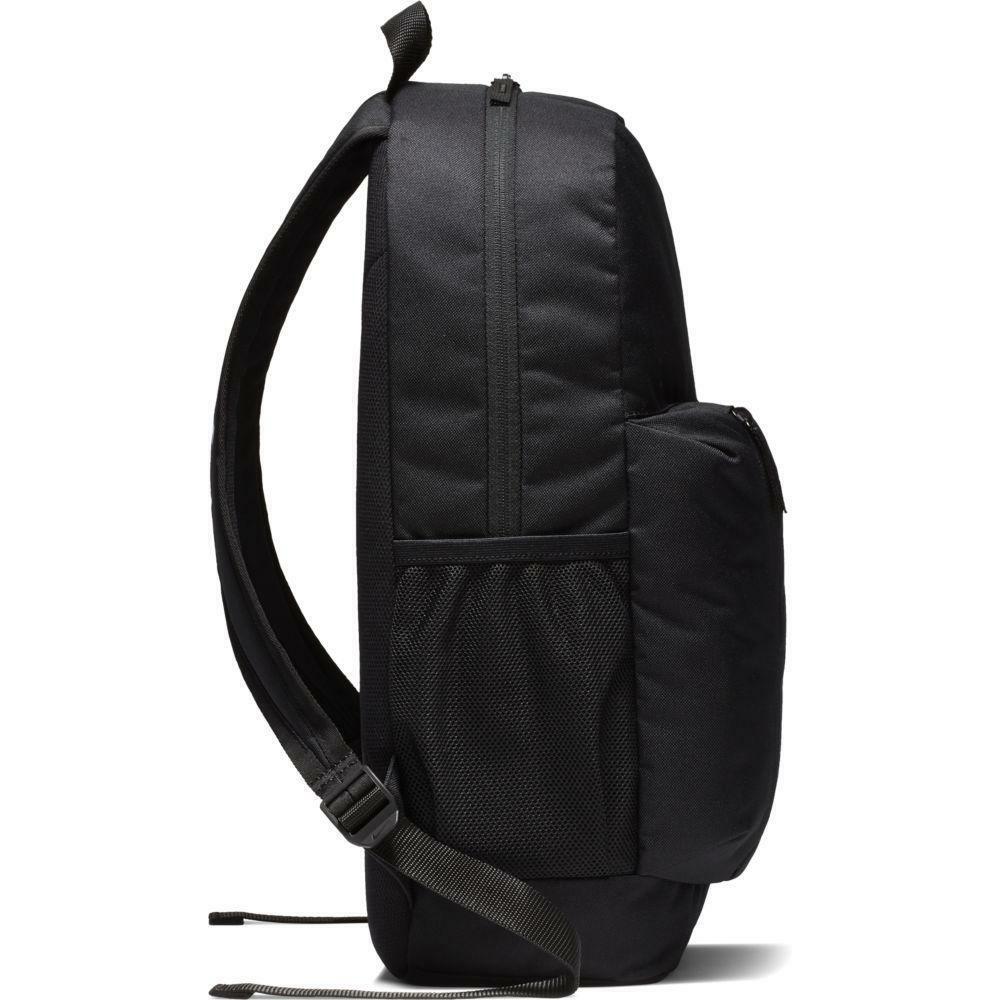 nike nike zaino youth backpack nero