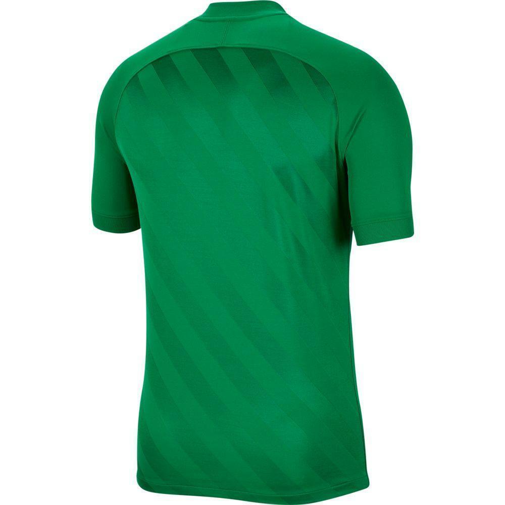 nike nike maglia challenge iii verde