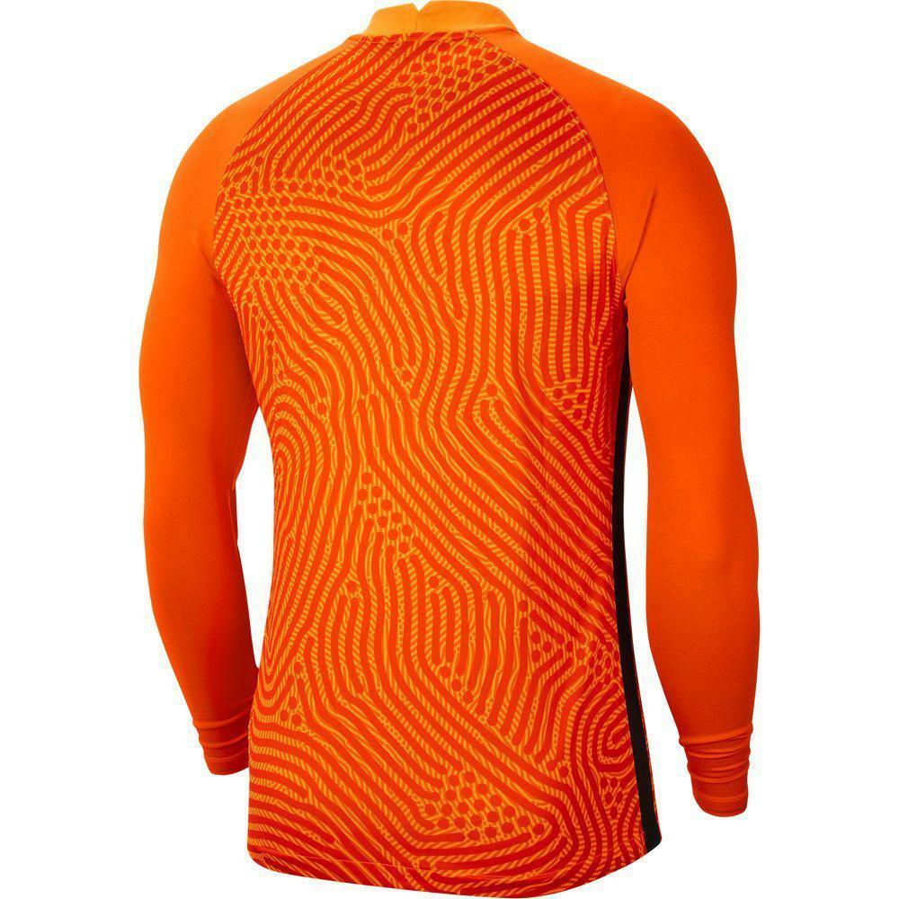 nike nike maglia portiere gardien iii ml arancio