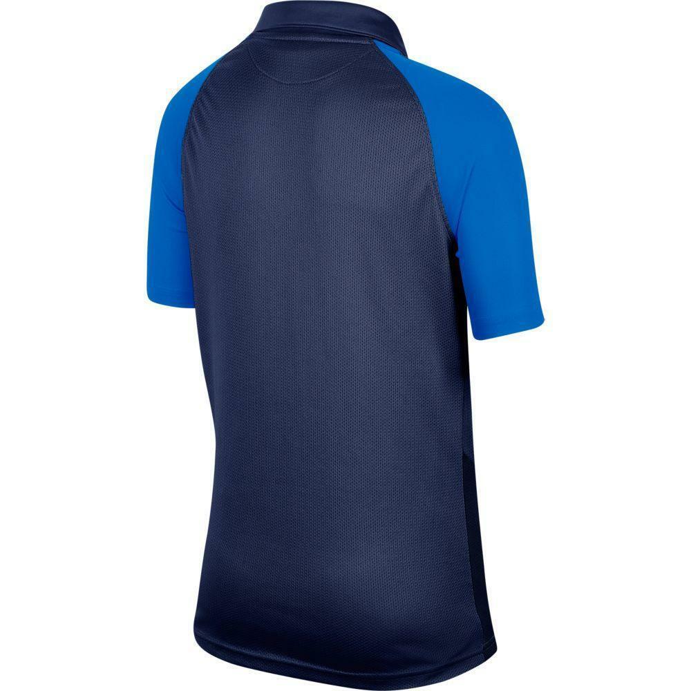 nike nike maglia bambino trophy iv blu/azzurro