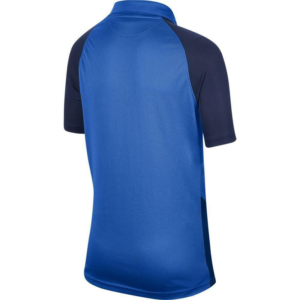 nike nike maglia bambino trophy iv azzurro/blu