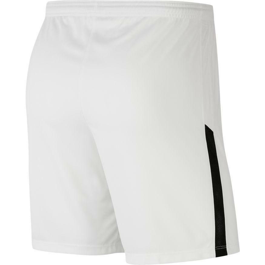 nike nike pantaloncino league knit ii bianco