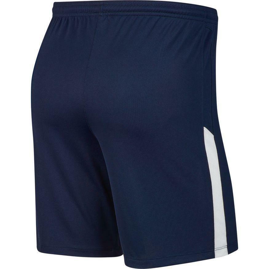 nike nike pantaloncino league knit ii blu