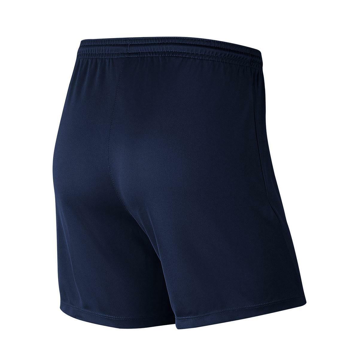 nike nike pantaloncino donna park iii blu