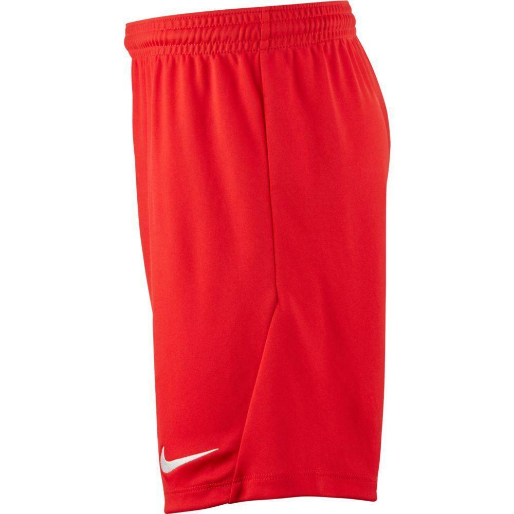 nike nike pantaloncino calcio bambino park iii rosso