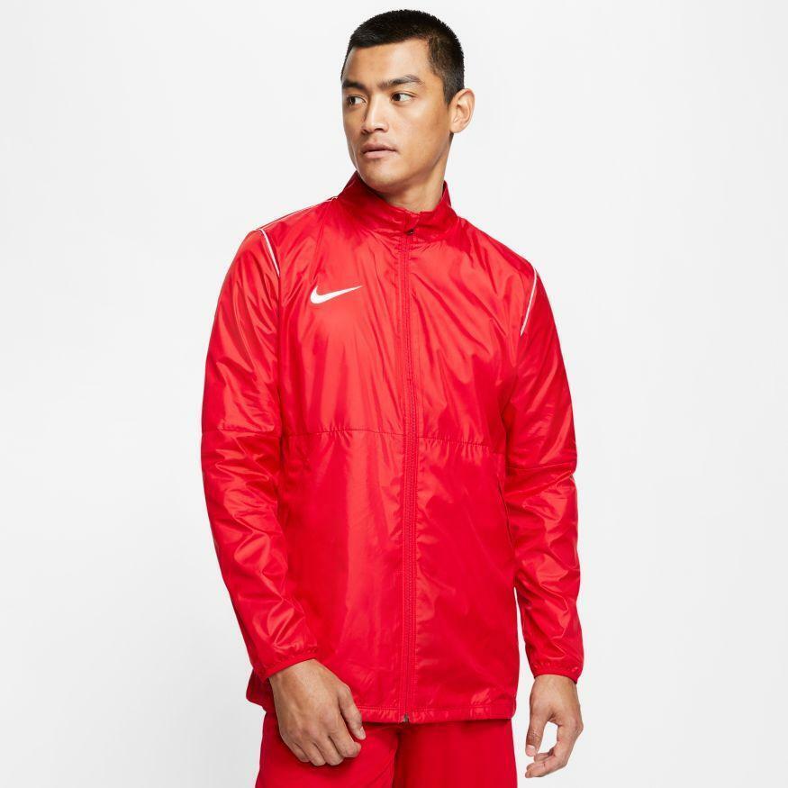 nike nike giacca k-way park 20 rosso