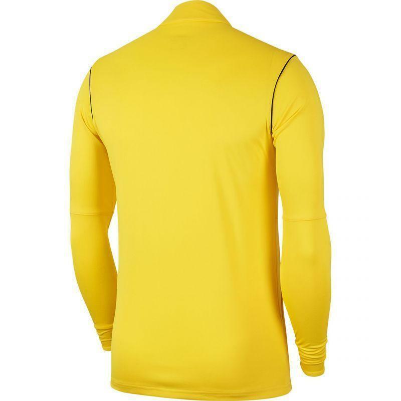 nike nike giacca tuta park 20 giallo