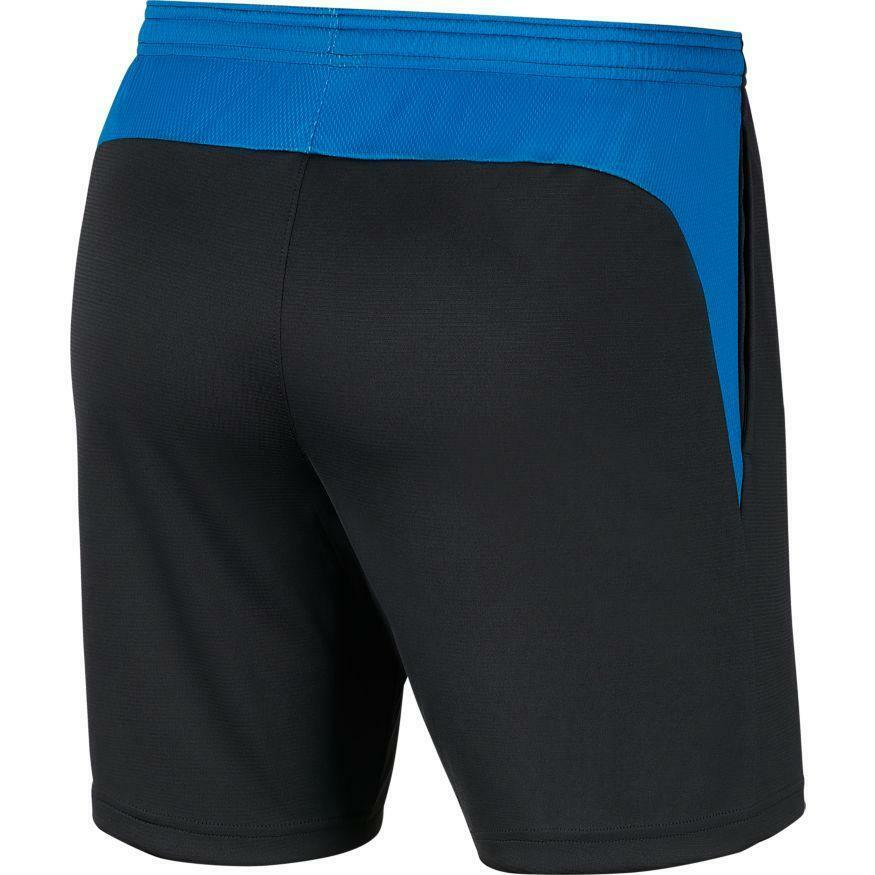 nike nike pantaloncino academy 20  azzurro