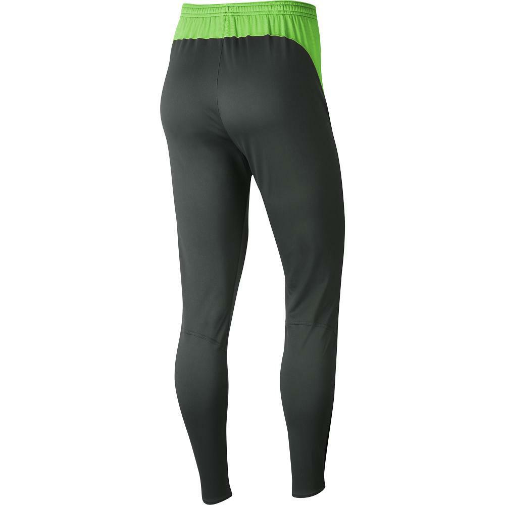 nike nike pantalone academy 20 donna verde fluo