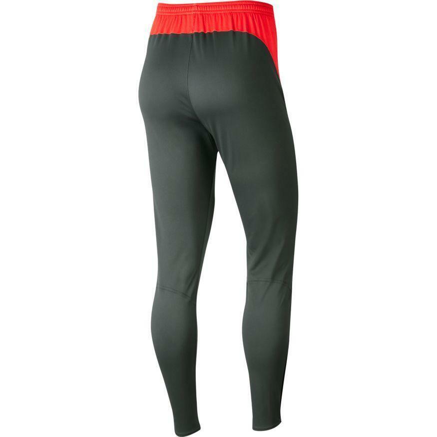 nike nike pantalone donna academy 20 rosso fluo
