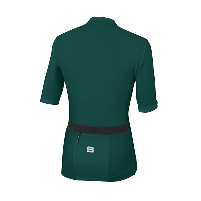 sportful sportful maglia giara tee verde
