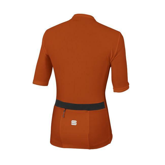 sportful sportful maglia giara tee arancio