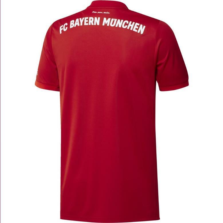 adidas adidas bayern monaco maglia home 19/20 dw7410